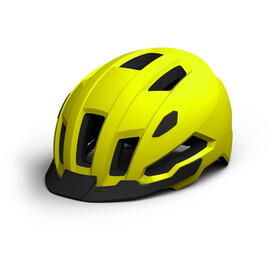 Cube Evoy Hybrid Casque, yellow